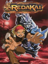 Redakai : les conquérants du kairu. Volume 2, Le grand maître