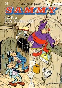 Sammy. Volume 32, La B.A. des gorilles
