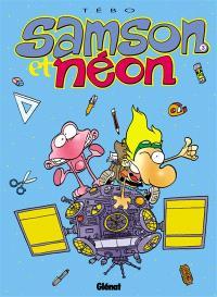 Samson et Néon. Volume 3, Du boudin dans le frigo