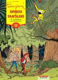 Spirou et Fantasio. Volume 2, De Champignac au Marsupilami : 1950-1952