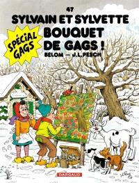 Sylvain et Sylvette. Volume 47, Bouquet de gags !