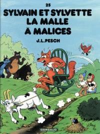 Sylvain et Sylvette. Volume 25, La malle à malices