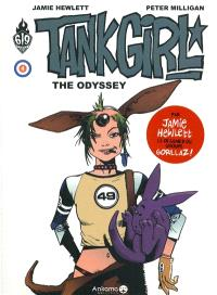 Tank girl. Volume 4, The Odyssey