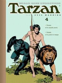 Tarzan archives. Volume 4, Au coeur de la terre