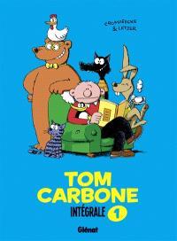 Tom Carbone : intégrale. Volume 1
