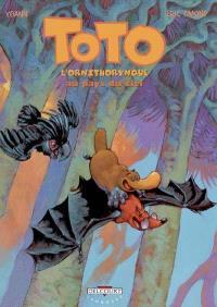 Toto l'ornithorynque. Volume 6, Toto l'ornithorynque au pays du ciel