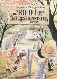 Une aventure d'Emile et Léonie, Du rififi chez les impressionnistes