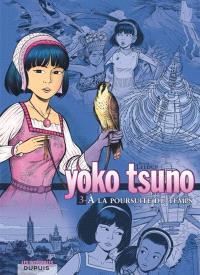 Yoko Tsuno : intégrale. Volume 3, A la poursuite du temps