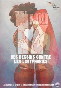 17 mai. Volume 2, Des dessins contre les LGBTphobies