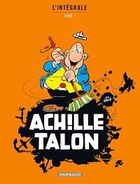 Achille Talon : l'intégrale. Volume 7