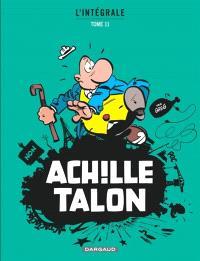 Achille Talon : l'intégrale. Volume 11