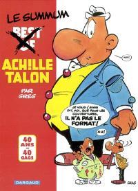 Achille Talon, best of : 40 ans, 40 gags