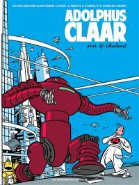 Adolphus Claar; Suivi de Atomax; Suivi de Kidnapping en télétrans