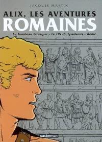 Alix, les aventures romaines