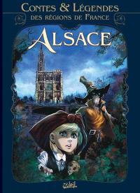 Contes et légendes des régions de France. Volume 2, Alsace