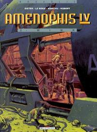 Aménophis IV. Volume 2, Mink