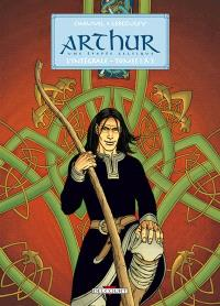 Arthur : une épopée celtique : l'intégrale, Tomes 1 à 3