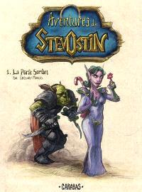 Aventures de Stevostin. Volume 1, La porte sombre