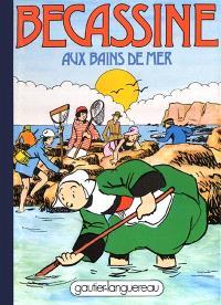 Bécassine. Volume 19, Bécassine aux bains de mer