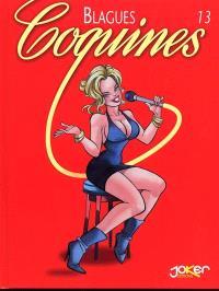 Blagues coquines. Volume 13