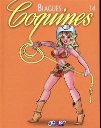 Blagues coquines. Volume 14