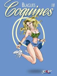 Blagues coquines. Volume 18