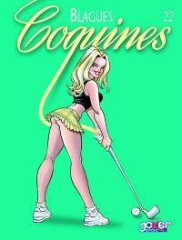 Blagues coquines. Volume 22