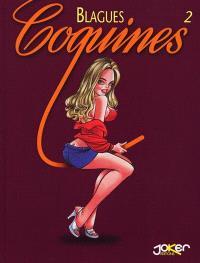 Blagues coquines. Volume 2