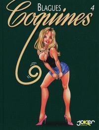 Blagues coquines. Volume 4