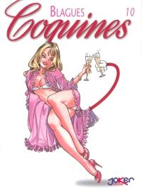 Blagues coquines. Volume 10
