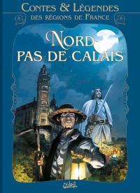 Contes et légendes des régions de France. Volume 3, Nord Pas-de-Calais