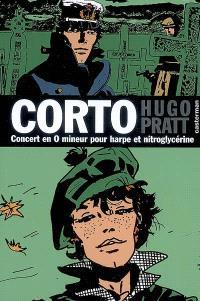 Corto. Volume 16, Concert en O mineur pour harpe et nitroglycérine