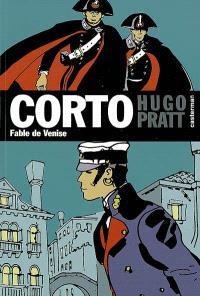 Corto. Volume 25, Fable de Venise