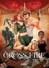 Cross fire : intégrale. Volume 1, Tomes 1 à 4