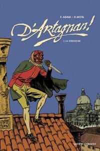 D'Artagnan. Volume 2, La Sérénissime