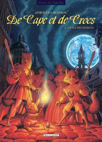 De cape et de crocs. Volume 6, Luna incognita