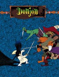 Donjon potron minet. Volume 99, La chemise de la nuit
