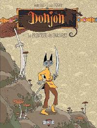 Donjon zénith. Volume 3, La princesse des barbares