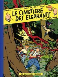 Freddy Lombard, Sweep et Dina. Volume 1, Le cimetière des éléphants