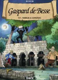 Gaspard de Besse. Volume 9, Terreur à Cotignac
