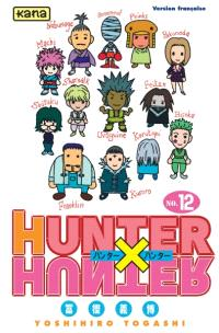 Hunter x Hunter. Volume 12