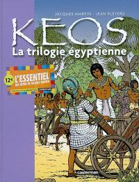 Kéos. Volume 1, La trilogie égyptienne