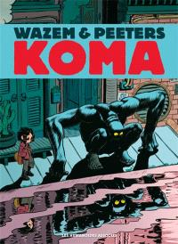 Koma : l'intégrale en couleurs