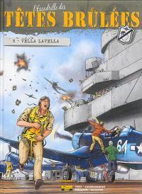 L'escadrille des têtes brûlées. Volume 5, Vella Lavella