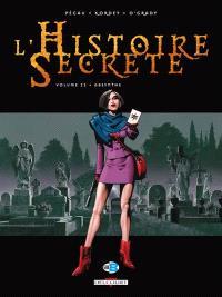 L'histoire secrète. Volume 23, Absynthe