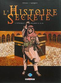 L'histoire secrète : l'intégrale. Volume 6, Volumes 21 à 24