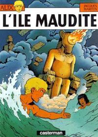 Alix. Volume 3, L'île maudite