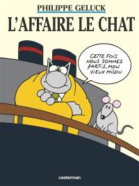 Le Chat. Volume 11, L'affaire le Chat