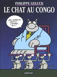 Le Chat. Volume 5, Le Chat au Congo