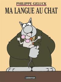 Le Chat. Volume 6, Ma langue au chat